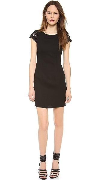 Blaque Label Scalloped Dress