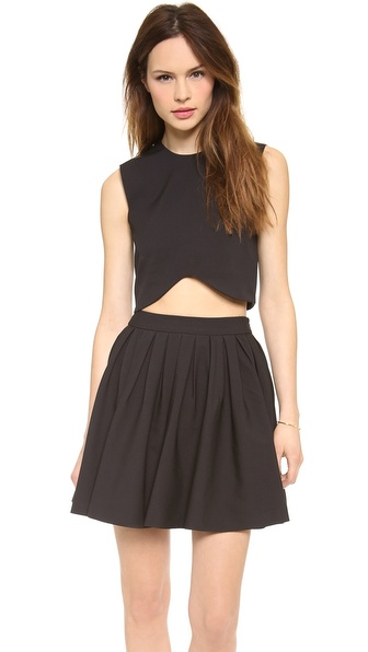 Blaque Label Crop Top