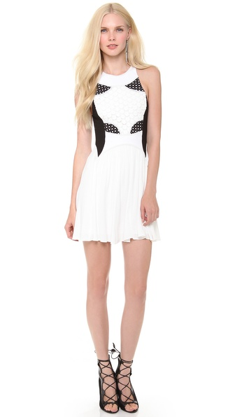 Bless'ed are the Meek Scenic Route Dress
