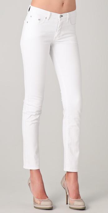 BLK DNM Straight Leg Jeans