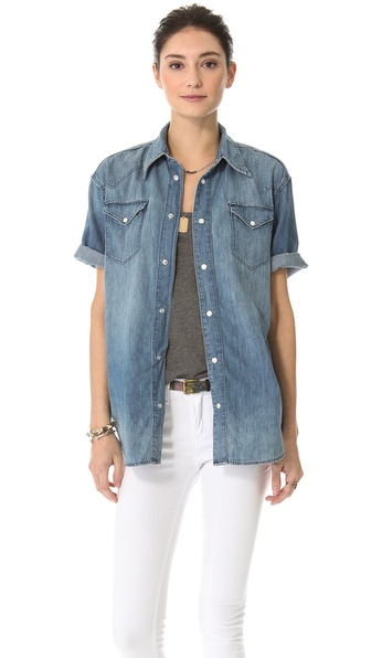 BLK DNM Jeans Shirt 3