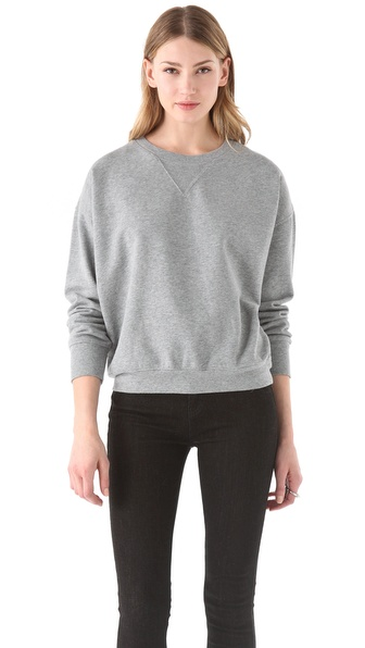 BLK DNM Loose Sweatshirt 6