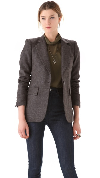 BLK DNM Wool Blazer 1