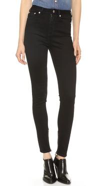 BLK DNM High Waisted Legging Jeans