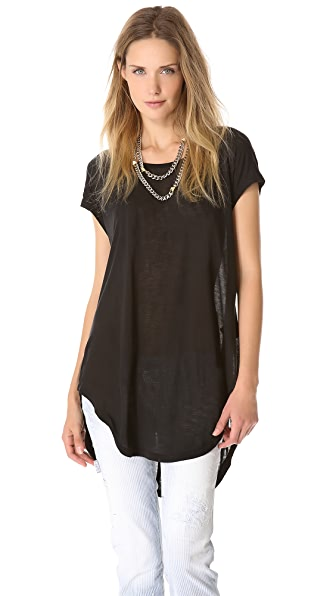 BLK DNM Sleeveless Top