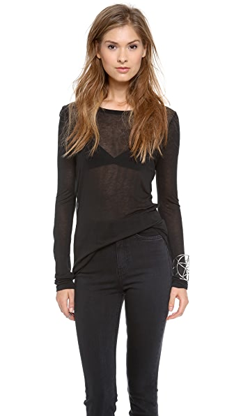 BLK DNM Long Sleeve T-Shirt 26