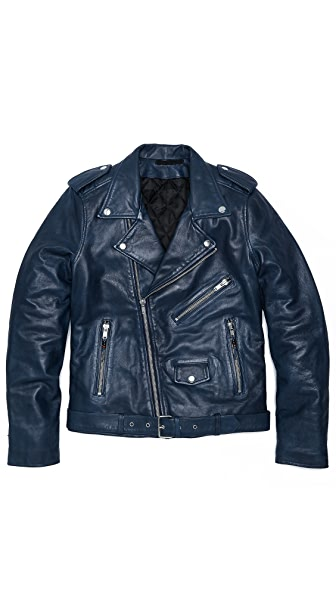 BLK DNM Leather Jacket 5