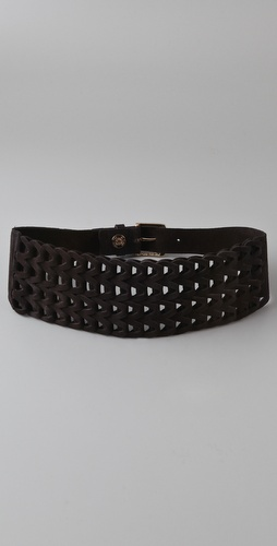 B-Low The Belt Asher Suede Belt