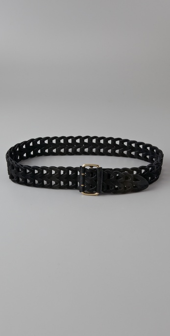 B-Low The Belt Ashbury Suede Belt