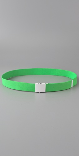 B-Low The Belt Neon Web Belt