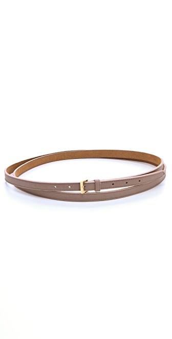 B-Low The Belt Double Wrap Belt