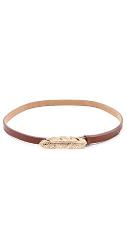 B-Low The Belt Leaf Belt