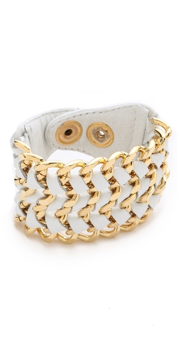 B-Low The Belt Chain Reaction Cuff at Shopbop.com