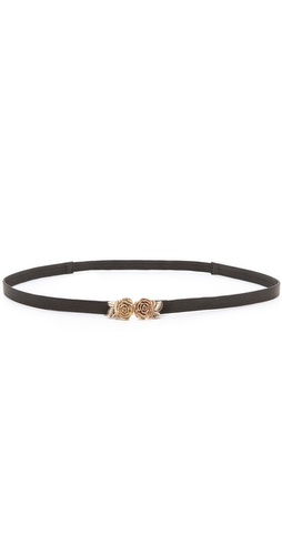 B-Low The Belt Rosie Skinny Waist Belt at Shopbop / East Dane