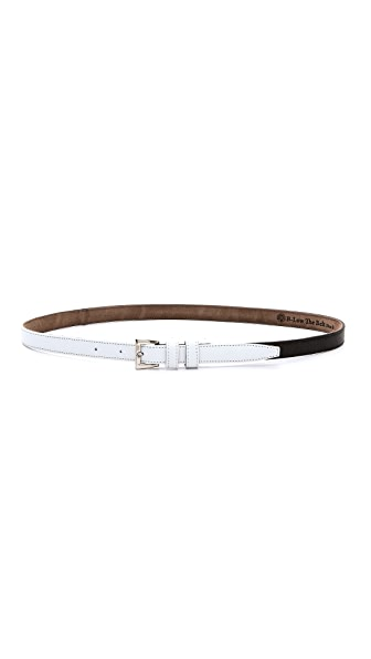 B-Low The Belt Two Tone Belt