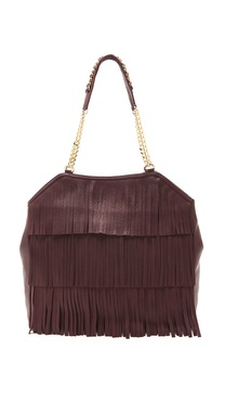 B-Low The Belt Marie Fringe Shoulder Bag