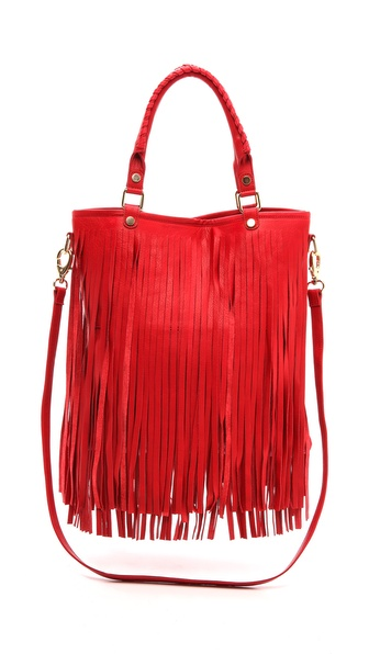 B-Low The Belt Twiggy Fringe Handbag