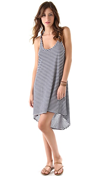 Blue Life Stripe Rope Dress