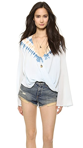 Blue Life Hayley Top