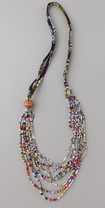 bluma project Mhina Necklace