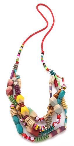 bluma project Bati Necklace