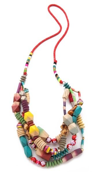 bluma project Bati Necklace