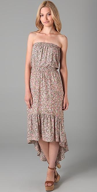 Blu Moon Belize Asymmetrical Dress