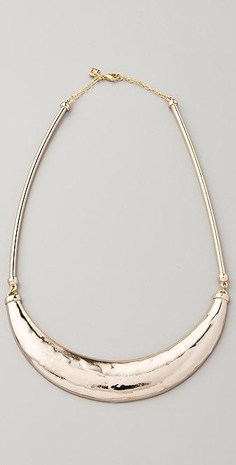 Belle Noel Molten Gold Signature Necklace