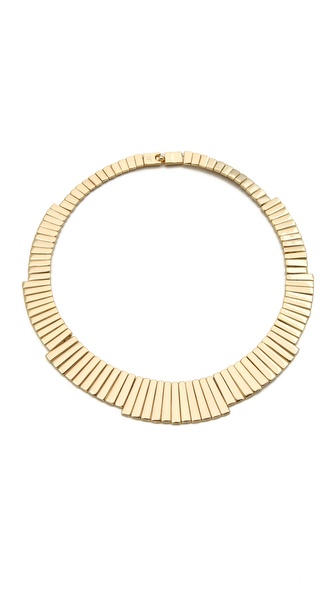 Belle Noel Gold Bars Necklace