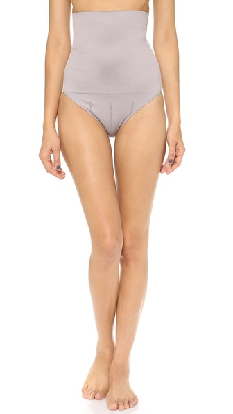 Bodycon High Waisted Thong