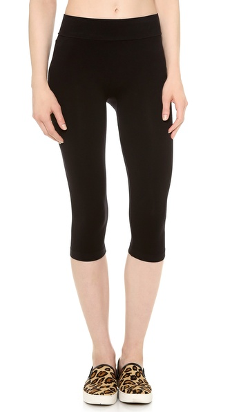 Bodycon Crop Leggings