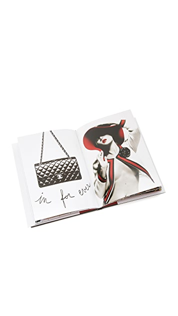 与书为舞 三本《Chanel》套装系列