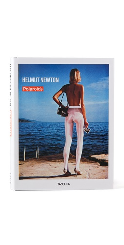 Books with Style Helmut Newton: Polaroids