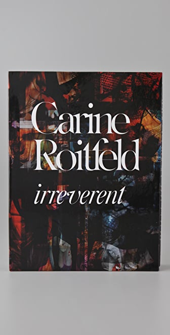 Books with Style Carine Roitfeld: Irreverent