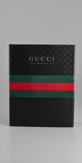 Books with Style Gucci: The Making Of
