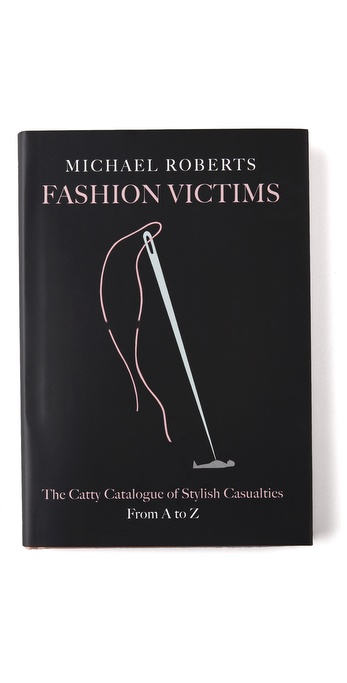 Books with Style Fashion Victims