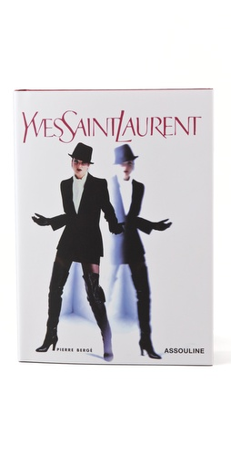Books with Style Yves Saint Laurent