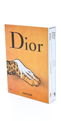 Books with Style Dior: Fashion, Jewelry, & Perfume Box Set