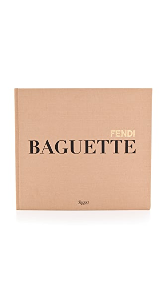 Books with Style Fendi Baguette