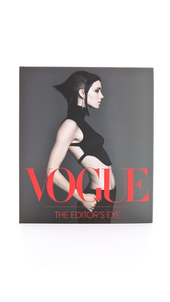 Books With Style Vogue: The Editor'S Eye - No Color
