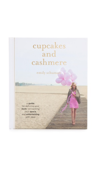 Books with Style Cupcakes and Cashmere