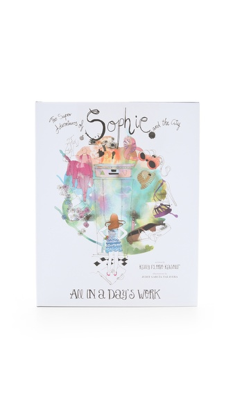 Books with Style Super Adventures of Sophie and the City: All in a Day's Work