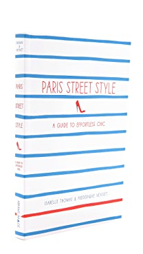 Books with Style Paris Street Style