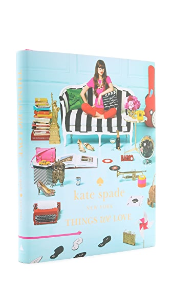 Books with Style Kate Spade New York: Things We Love