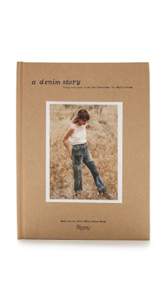 Books with Style A Denim Story