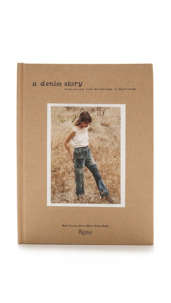 Books With Style A Denim Story - No Color at Shopbop / East Dane