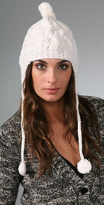 Bop Basics Earflap Hat
