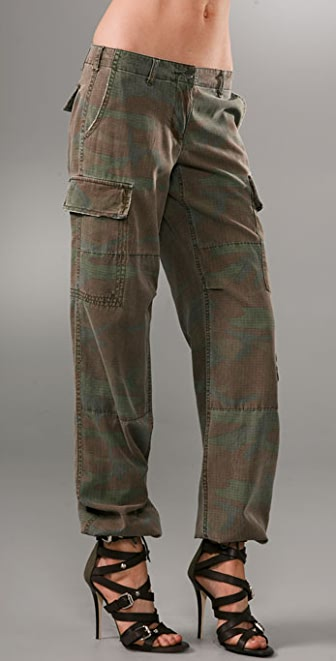 Bop Basics Camo Pants