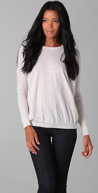 Bop Basics Cashmere Cocoon Sweater