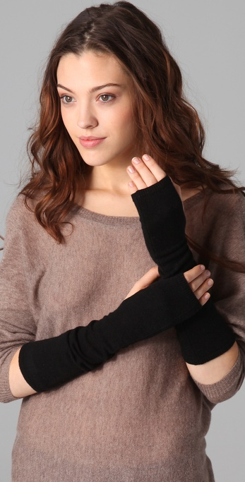 Bop Basics Long Fingerless Gloves